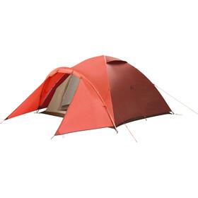 VAUDE Campo Grande XT 4P Tent, terracotta